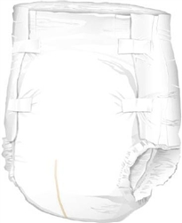McKesson Light Plastic-Backed Adult Diapers