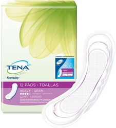 Tena Serenity Heavy Long Pads