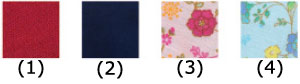 Bib Color Choices