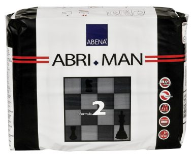 Abri-Man Pads for Men